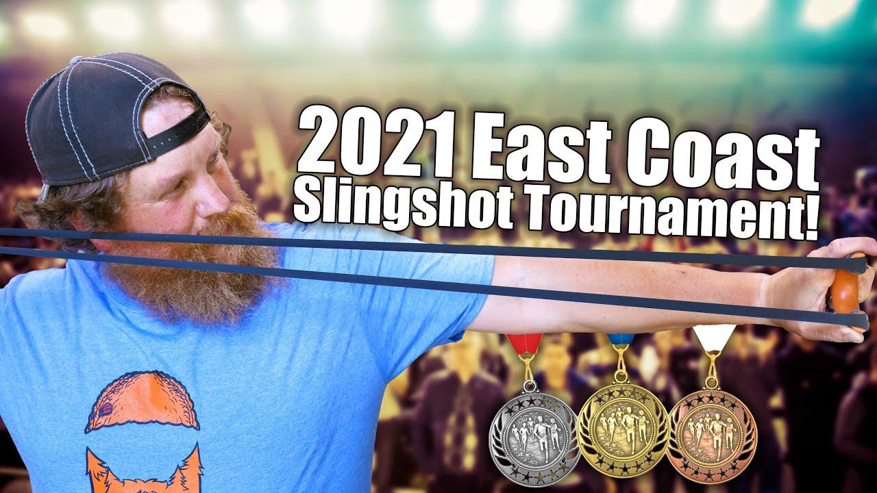 Surviving The 2021 East Coast Slingshot Tournament In Pennsylvania