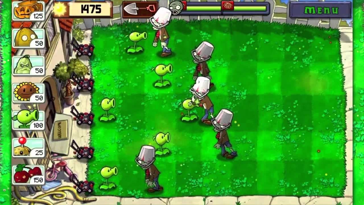 Plants vs. Zombies - Google Play - YouTube