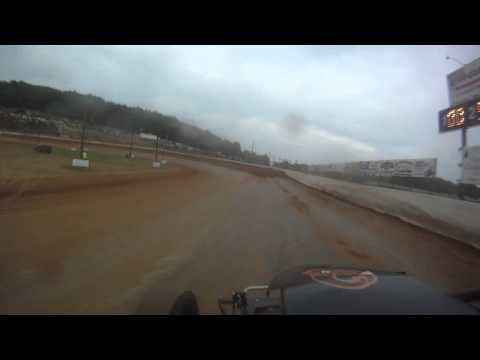 Rick Barr Racing Path Valley Heat 7-18-14