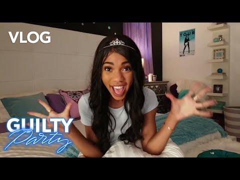 Celebrate My Birthday   Tatiana Vlog Episode 4   Guilty Party