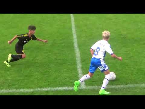Dortmund vs IFKGbg u14    CPEC 2017