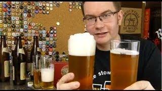 Jak nalewać piwo i oceniać pianę - kurs sensoryczny odcinek 3.