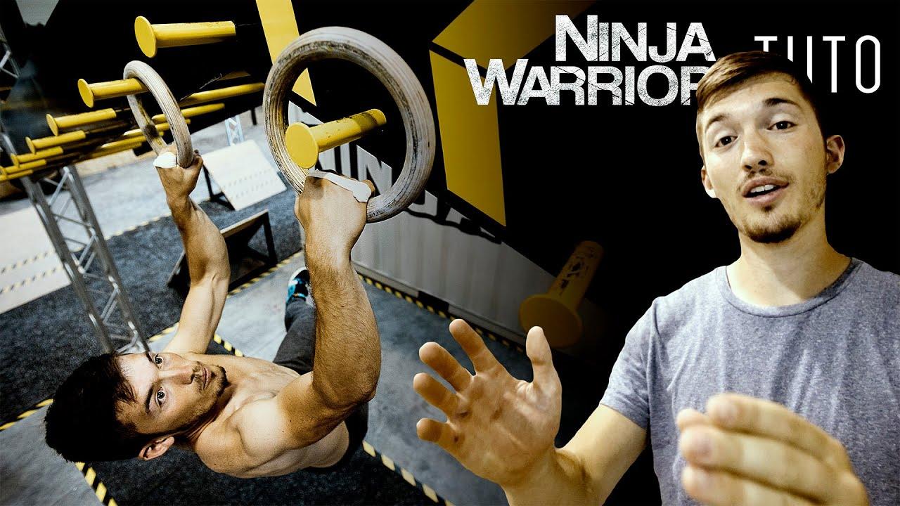 Tuto Ninja Warrior - Les anneaux (3/6)