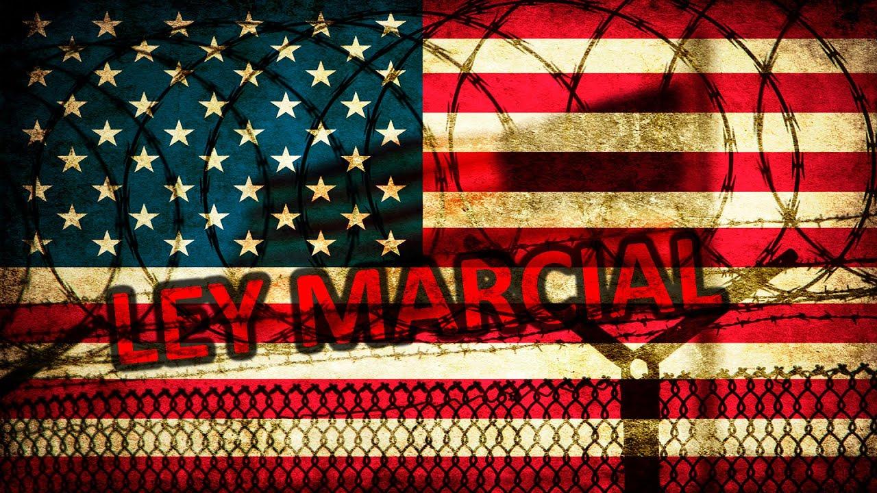 Resultado de imagen de Ley Marcial, megadesastre y el posible tercer mandato de Obama
