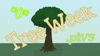 ▼ Tree Week - ALL 7 TREES  [.pivs in the description] - Pivot Stickfigure Animator