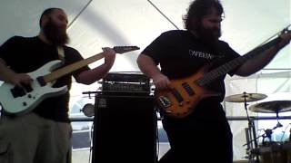 "AWAKEN THE TIDE- NEW SONG ""MARTYRS CANNOT BE SILENCED"" (BIG KAHUNA) FETE PROVIDENCE RI 08/22/2015"