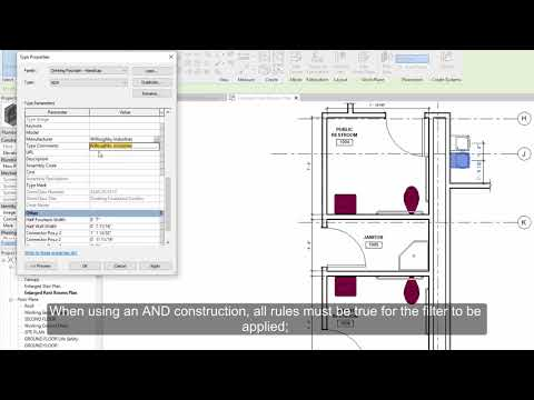 """Revit 2019: """"Or"""" in View Filters - YouTube"""