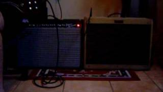 Fender amps comparative 1/4 - Blues Deluxe 90's X Deluxe Reverb '65 Reissue