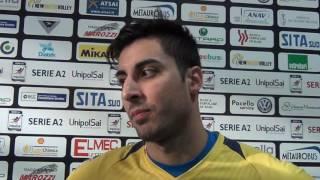 18-12-2016: #A2MVolley - Mario Ferraro post New Mater - Santa Croce