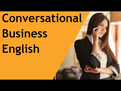 Conversational Business English - English for Customer Service and Call Centers - EnglishAnyone.com