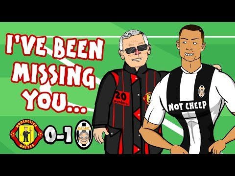 🔴RONALDO RETURNS TO MAN UTD!🔴 (0-1 Man Utd vs Juventus Champions League 2018 Song Parody)