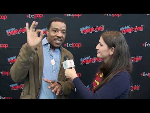 LINCOLN at NY Comic Con 2019 - Obsessions of Cast and Creative Team