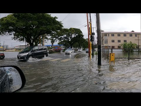 GUYANA UNDER WATER #LIKE NEVER BEFORE