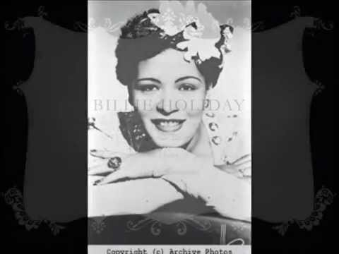 Billie Holiday- Harlem Renaissance Project