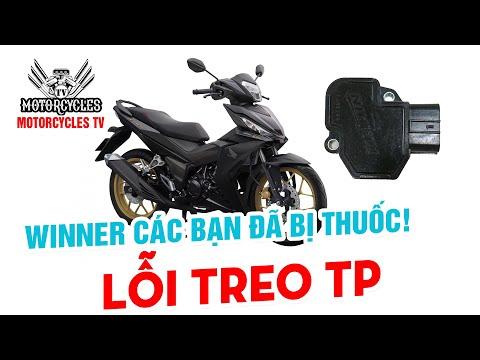 TP Honda Winner Lỗi Hàng Loạt Hay Cú Lừa Công Nghệ | Motorcycles TV