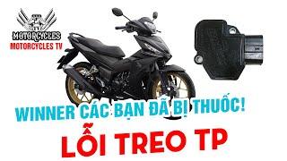 Video 177 : TP Honda Winner Lỗi Hàng Loạt Hay Cú Lừa Công Nghệ | Motorcycles TV
