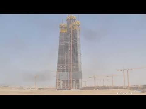 Jeddah Tower | March Update | First half 2018
