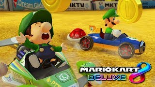 PADRES vs BEBÉS EN MARIO KART 8 DELUXE | 5vs5 CLAN WAR | Nintendo Switch