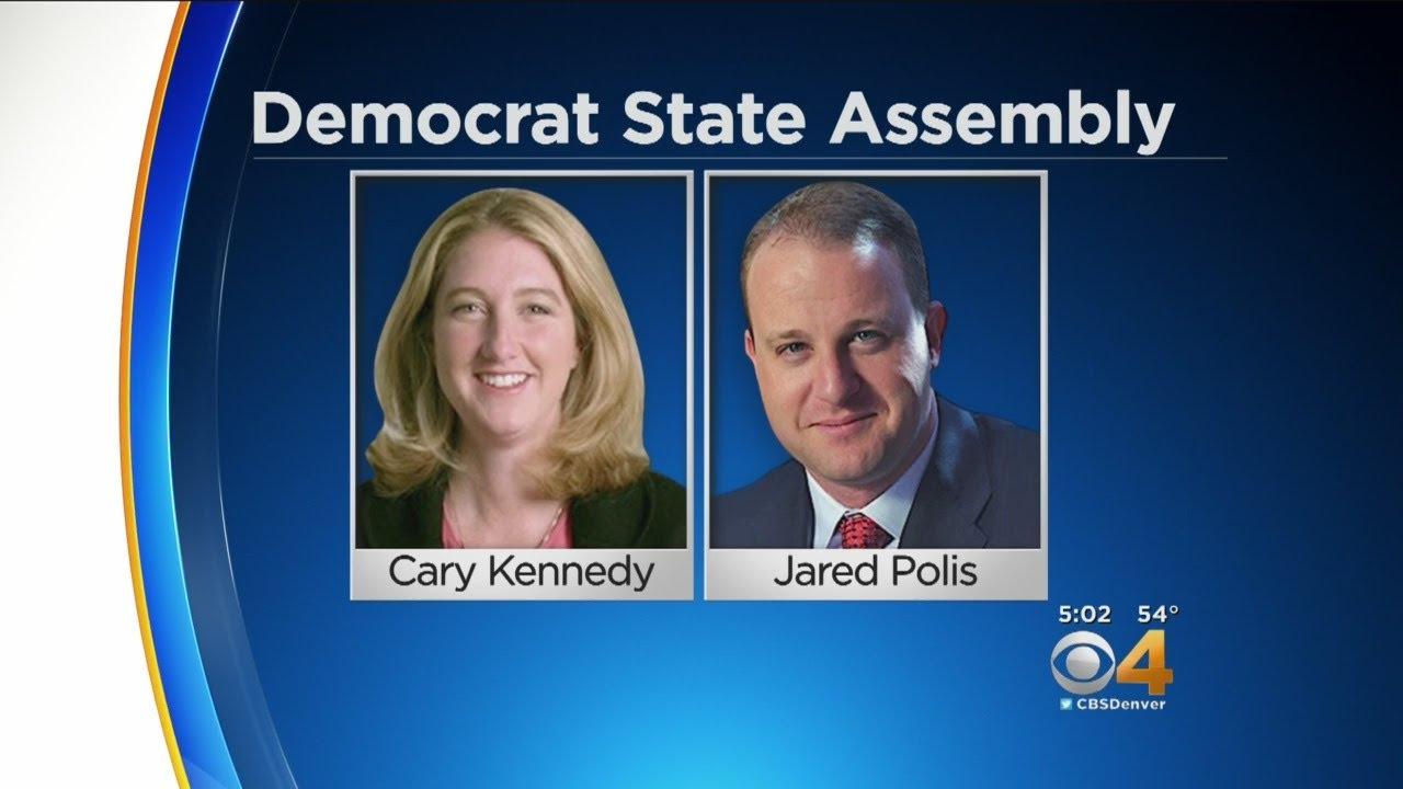 Democrats Kennedy & Polis Qualify For Colorado's Gubernatorial Ballot