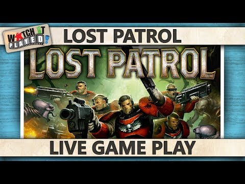 Lost Patrol - Live Learn and Play