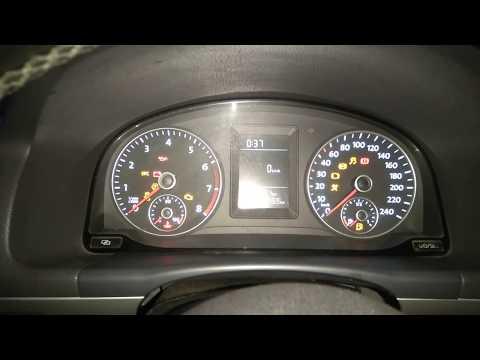 Не выключается вентилятор охлаждения радиатора на VW Touran