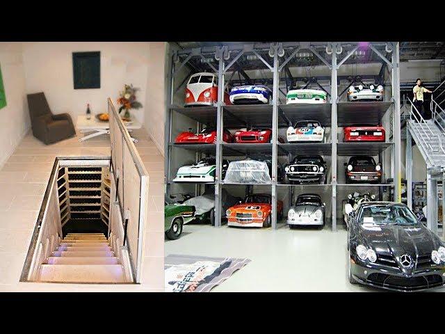 Die 6 unglaublichsten Garagen, von denen du nicht glauben wirst, dass es sie gibt