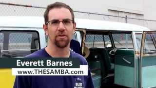 Interview with TheSamba.com owner, Everett Barnes