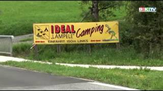 promo camping lampele ossiach