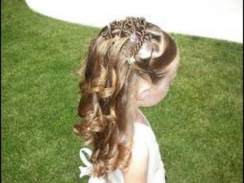 Como Hacer Peinados De Fiesta Para Ninas Ideas Faciles Y Divertidas