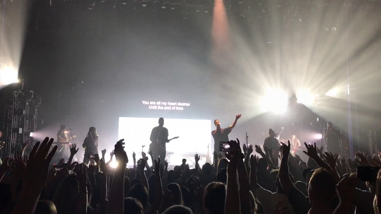 Hillsong Youth Revival Tour Playlist