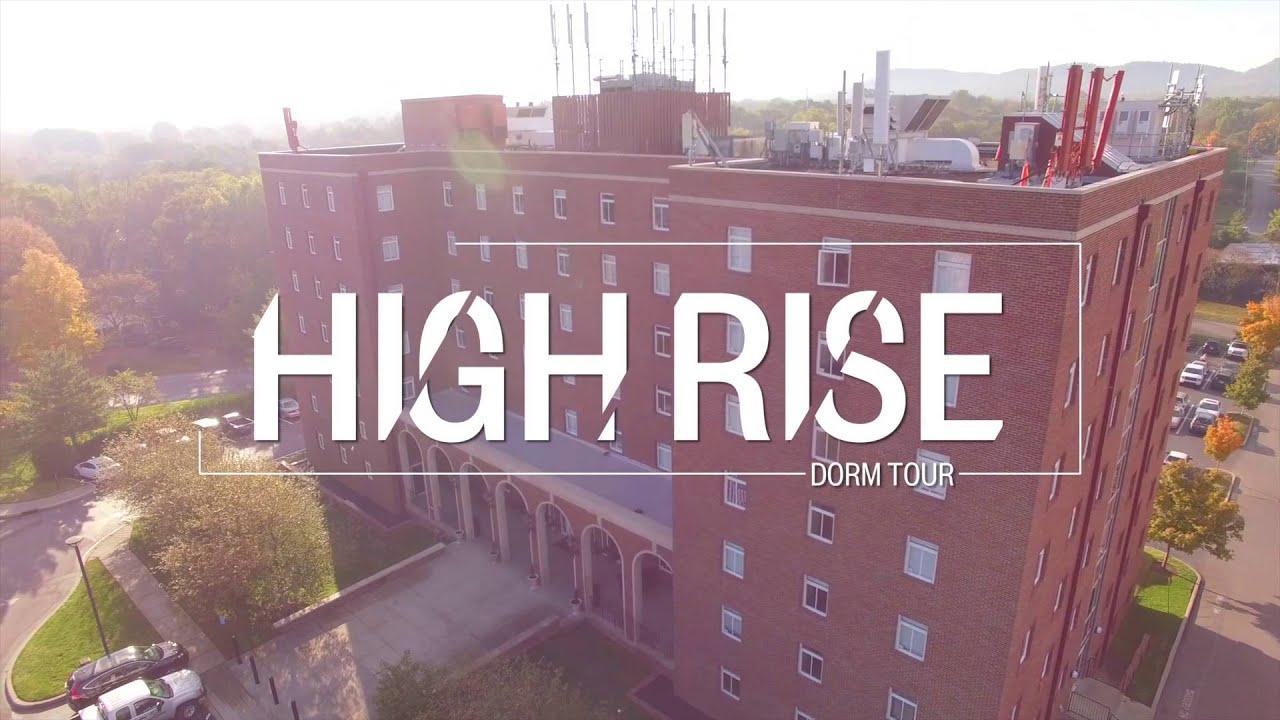 Lipscomb University High Rise Dorm Tour Youtube