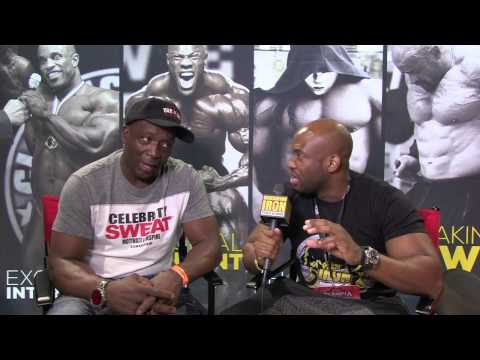 Tae Bo Creator Billy Blanks | Generation Iron Exclusive