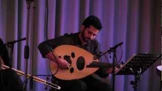 Solo Oud: Alborz Bekhradi, Berlin تکنوازی عود، البرز بخردی