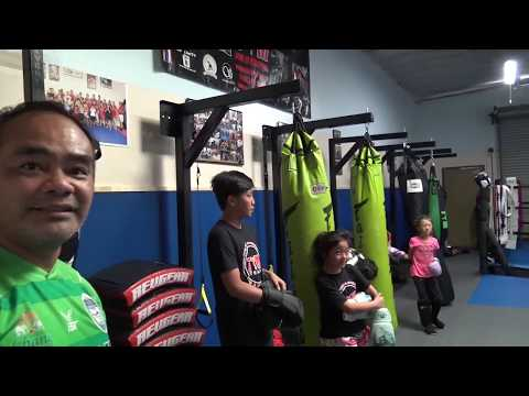 Inside The Dojo Ep.8 - TKM Muay Thai, Kickboxing & MMA Gym