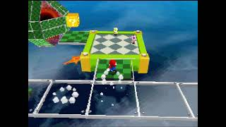 Super Mario Galaxy DS - Hurry Scurry Galaxy