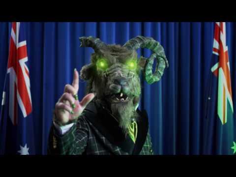 Dark Lord Enrol to vote