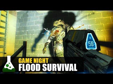 Halo Flood Survival - Halo Left 4 Dead 2 Mod