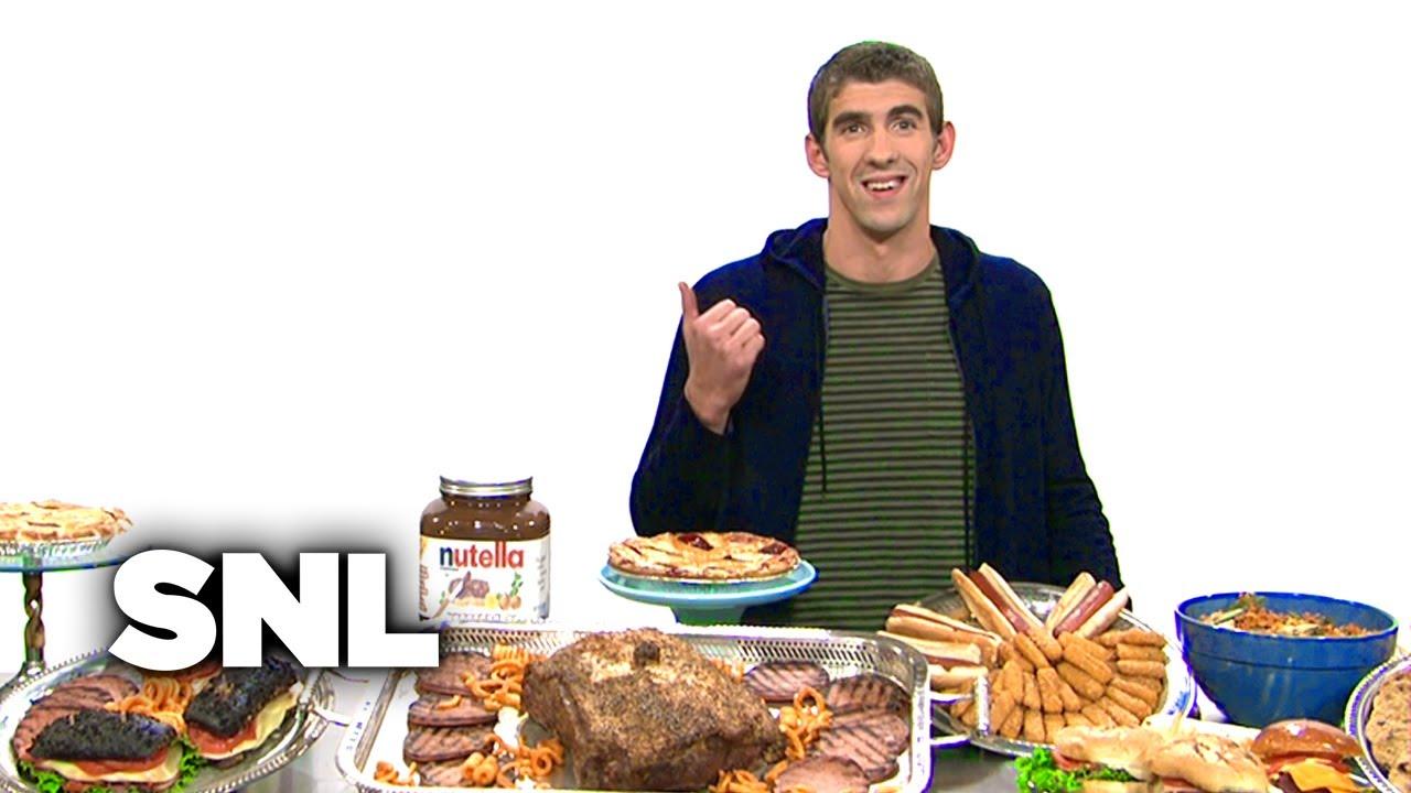 Michael Phelps Diet - Saturday Night ...