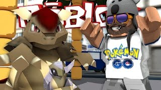 I CAUGHT KANGASKHAN!! |  Pokémon GO [#13] | ROBLOX