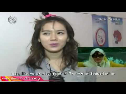 [ShowBiz Extra]Lee Min Ho & Son Ye Jin @ Personal Taste photoshoot [ENG].flv