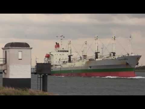 Een dagje Hoek van Holland, is een aanrader (mei 2015) ( in HD)