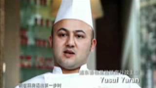 Yusuf Yaran at Modern Tv for Tiramisu