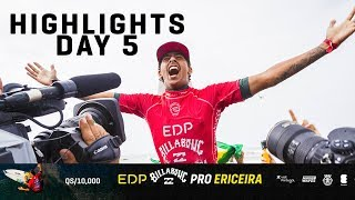 Gambar cover It's Samuel Pupo's Time to Shine, EDP Billabong Pro Ericeira Final Highlights