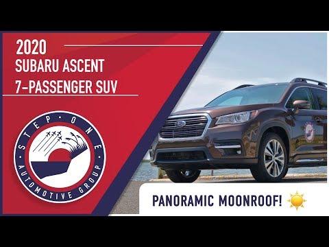 2020 Subaru Ascent - Volkswagen Subaru Fort Walton Beach