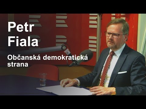 Petr Fiala (ODS) | Parlamentní volby 2017