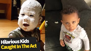TRY NOT TO LAUGH - Funniest Kid Moments Compilation