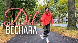 DIL BECHARA - TITLE TRACK | ROHIT GIJARE | A.R. RAHMAN | SUSHANT SINGH RAJPUT | DANCE |