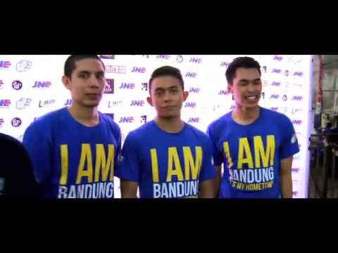 Exclusive Interview  JNE BANDUNG UTAMA V BIMASAKTI MALANG - Seri III Malang Game 4 - 2014-2015