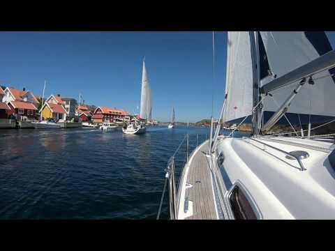 Sailing Kyrkesund To Mollösund, Sweden - Bavaria 39
