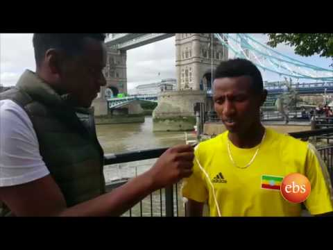 EBS Sport: Special Interview with Athlete Solomon Barega/ 2017 World Championships in Athletics